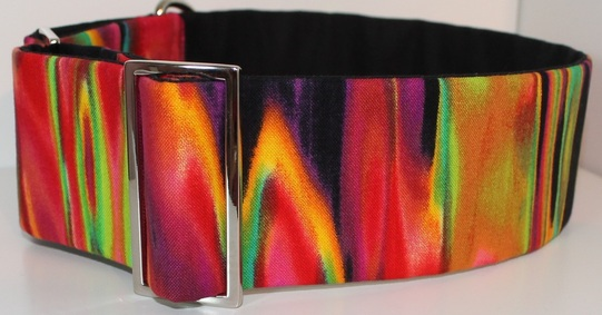 northern lights dog collar